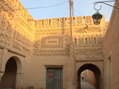 We were happy to explore sleepy Ouled el Hadef in the early morning hours...no tourists and no vendors to pester us!