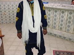 Our awesome tour guide for South Tunisia, Ali Touareg