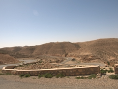 From Matmata, we zoomed onward towards Toujane on curvy roads