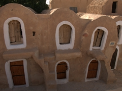 Hotel Ksar Hadada is firmly on the pilgrimage circuit following its appearance in a Star Wars movie