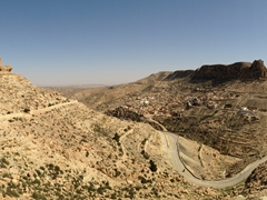 About 23 km southeast of Matmata, the hillside village of Toujane came into view