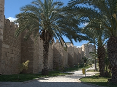 Medina walls of Sousse