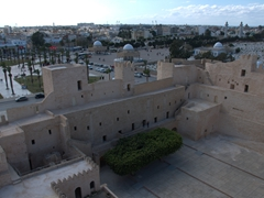 "The Ribat was originally built in 796 AD. Its been used in the ""Monty Python's Life of Brian"" movie"