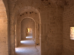 Archways of the Ribat; Monastir
