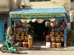 Spice shop; Monastir