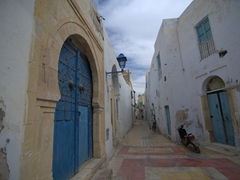 Getting lost in the medina