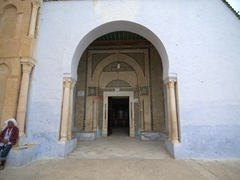 Entrance to Zaouia of Sidi Sahab (Mosque of the Barber)