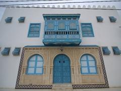 Beautiful architecture in Kairouan