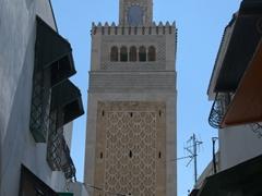 Zaytouna Mosque minaret