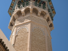Minaret of the Mosque of the Dyers