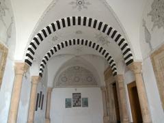 Entranceway to Dar Lasram