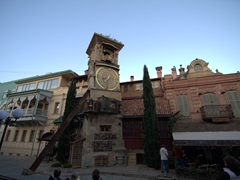 Rezo Gabriadze Clock Tower; Tbilisi Old Town
