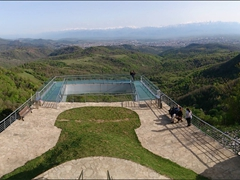 Fantastic vista from Sataplia