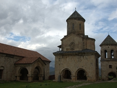 UNESCO world heritage Gelati Monastery