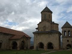 UNESCO world heritage Gelati Monastery