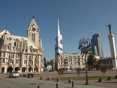 Evropas Moedani (Broad Europe Square); Batumi