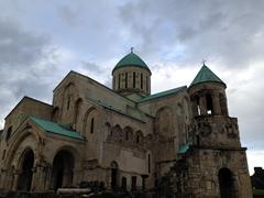 Bagrati Cathedral in Kutaisi
