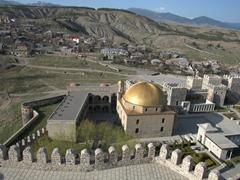Beautiful Rabati Castle in  Akhaltsikhe