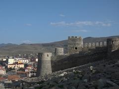 Rabati Castle overlooking  Akhaltsikhe