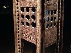 11th century pulpit; Mestia