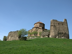 6th century Jvari Monastery