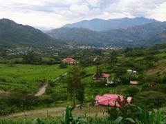 One of many amazing views along the hiking trails around Vilcabamba