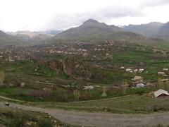 Amazing vistas enroute to Noravank