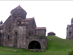 UNESCO world heritage site of Haghpat Monastery