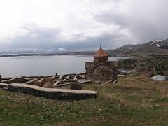 Panoramic view of Sevanavank