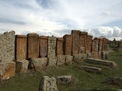 Khachkars galore at Noratus