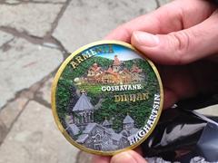 Armenia souvenir magnet