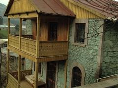 House in Dilijan's historic center