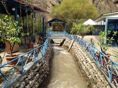 Restaurant/hotel near Areni-1 Cave