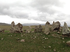 "Armenian ""stonehenge"", otherwise known as Zorats Karer"