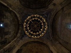 Ceiling dome of Haghpat Monastery