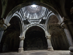 Interior of Haghpat Monastery