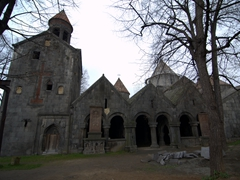 UNESCO world heritage Church of Sanahin