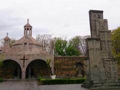 Holy Echmiadzin, a revered destination for Armenian Christians