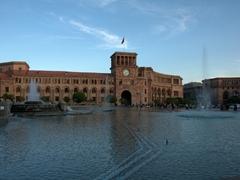 Republic Square; Yerevan