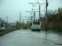 Public transportation in Yerevan
