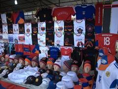 Armenian souvenirs; Vernissage Market