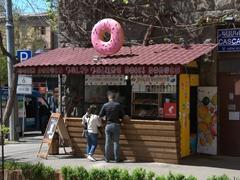Donut shack!