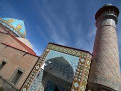 Blue Mosque; Yerevan